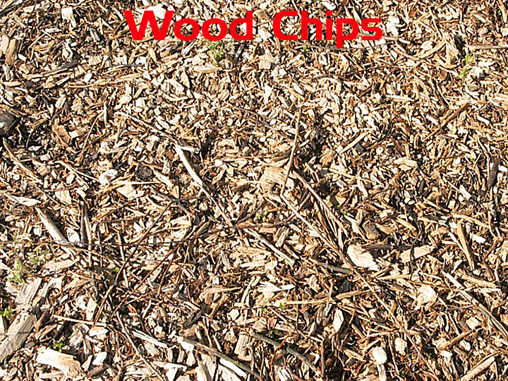 Rubber Bark Chips ~ Long island soil products  topsoil mulch
